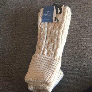 Simply Vera Leg warmers